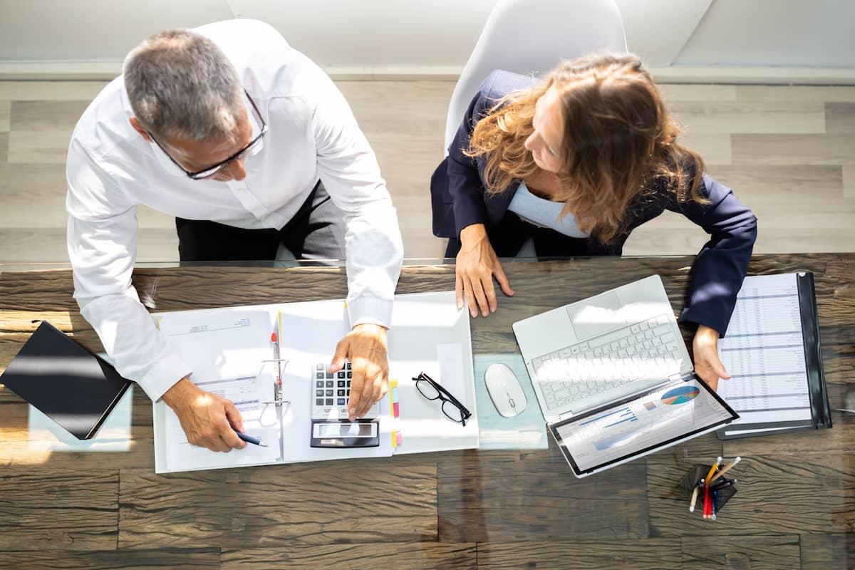 cabinet comptable réunion de gestion d entreprise