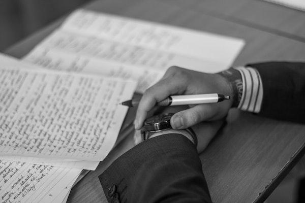 ecrire du texte